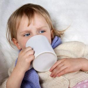 Как лечить ангину в домашних условиях детям