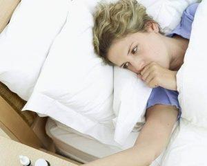 Как лечить кашель при гриппе