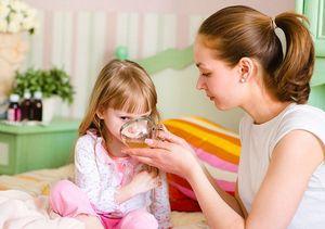 Как лечить насморк и сильный кашель без температуры у ребенка
