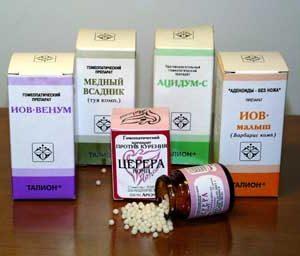 Какие есть гомеопатические средства от кашля?