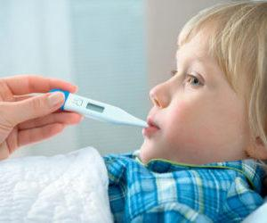 При какой температуре можно делать ингаляцию ребенку