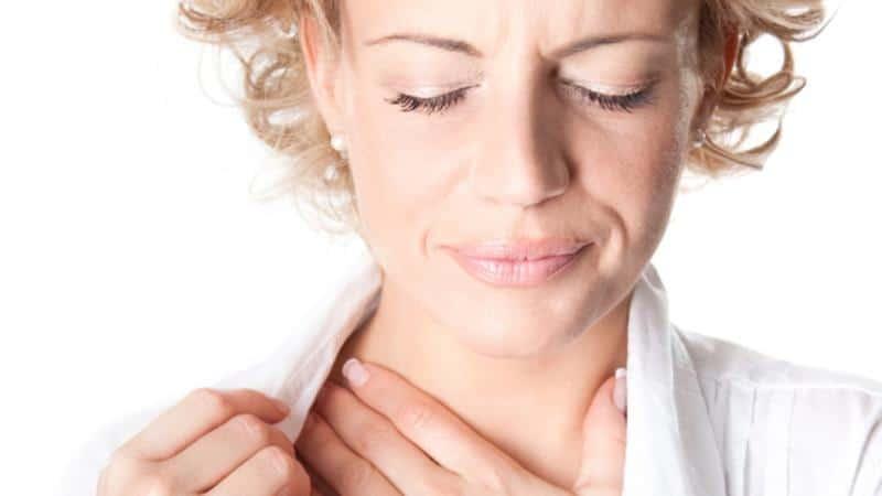 Что делать, если болит горло и больно глотать