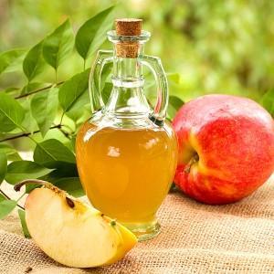 Как полоскать горло яблочным уксусом
