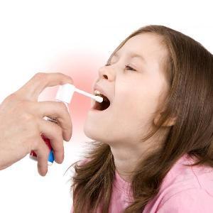 Как лечить волдыри на задней стенке в горле