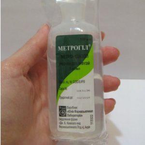 Как использовать Метрогил для ингаляций