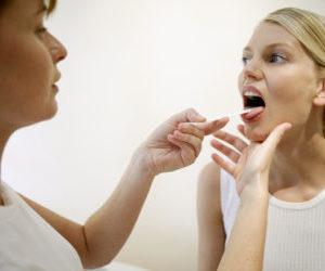 Как лечить ангину Симановского-Плаута-Венсана