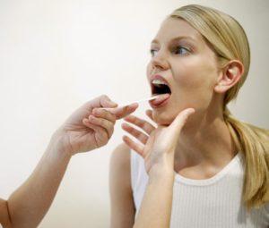 Как лечить кисту в горле