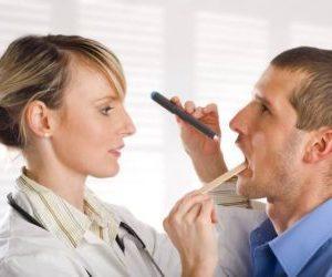 Как лечить сыпь на теле при ангине
