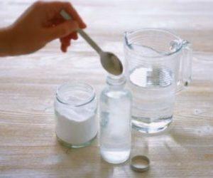 Как полоскать горло солью