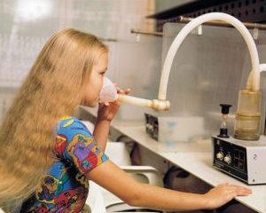Как правильно делать ингаляции при бронхиальной астме