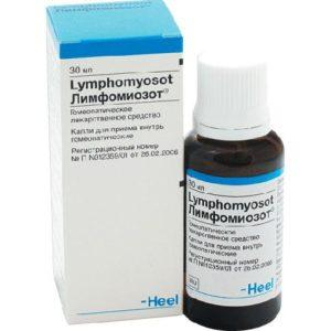 Как применять Лимфомиозот