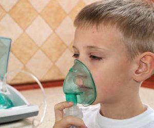 Какие ингаляции делать при лающем кашле у детей