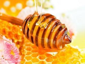 Лечение ангины медом