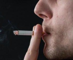 Можно ли курить во время ангины