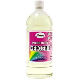 Как лечить горло керосином