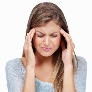 Что делать, когда при ангине сильно болит голова