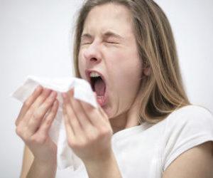 Что делать, если часто чихаешь