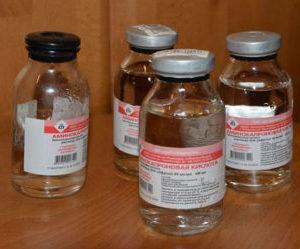 Как пить аминокапроновую кислоту