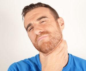 Что делать если душит щитовидка